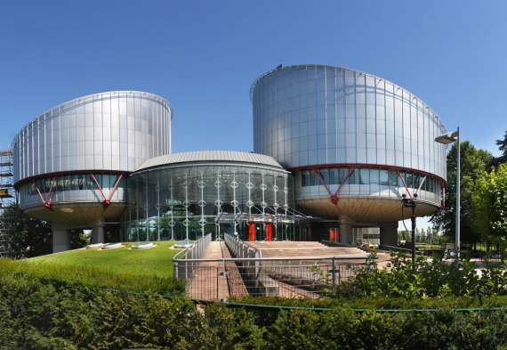 European Court of Human Rights in Strasbourg representing Russian to English human rights translations